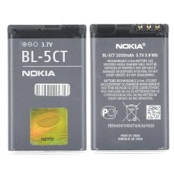 Akkumulátor Nokia C3 C5 C6-01 5220 5630 6303 Bl-5ct 1050mah