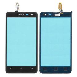 ÉRINTŐTÁLCA Nokia Lumia 625 Fekete