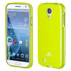 Mercury Goospery Gel zselés telefon tok telefontok (hátlap) Microsoft Lumia 540 világoszöld