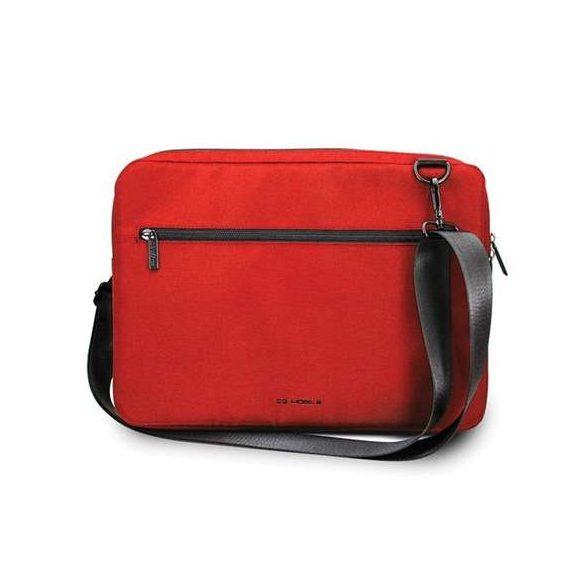 "Ferrari FEURCSS13RE Tablet táska 13 "", piros / piros tok Urban Collection"