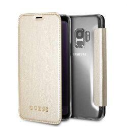 Guess GUFLBKS8LIGLTGO Samsung S8 Plus G955 arany / arany könyv Színjátszó