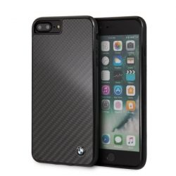 Etui hardcas BMW BMHCI8LMBC iPhone 7/8 Plus fekete telefon tok telefontok