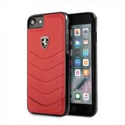 Ferrari Hardcase FEHQUHCI8RE iPhone 7/8 piros / piros tok telefon tok hátlap