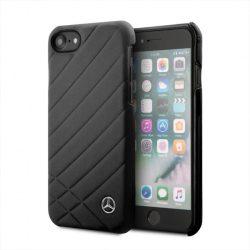 Mercedes MEHCI8CLIBK iPhone 7/8 kemény tok fekete tok telefon tok hátlap