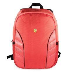 """Ferrari Plecak FESRBBPCO15RE 15"""" czerwony / piros Scuderia"""