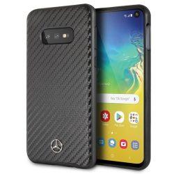 Mercedes MEHCS10LSRCFBK S10e G970 fekete / kemény tok Dynamic Samsung Galaxy tok telefon tok hátlap