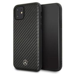 Mercedes MEHCN61SRCFBK 11 iPhone tokot fekete Dynamic tok telefon tok hátlap
