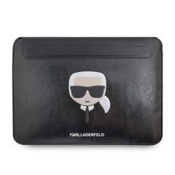 "Karl Lagerfeld Ujj KLCS133KHBK 13"" fekete Ikonik Karl telefontok"