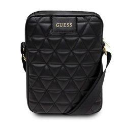 """Guess Torba GUTB10QLBK 10"""" fekete steppelt Tablet táska"""