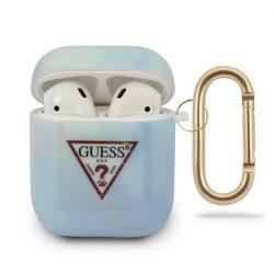 Guess GUACA2TPUMCGC02 AirPods telefontok kék Tie & Dye Collection Guess / GUE000845