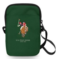 US Polo Torebka USPBPUGFLGN zielona / zöld