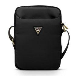 "Guess Torba GUTB10NTMLBK 10"" fekete Nylon háromszög logós"