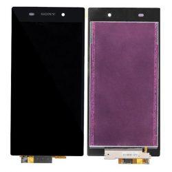 LCD + Érintőpanel teljes SONY XPERIA Z1 L39H Fekete