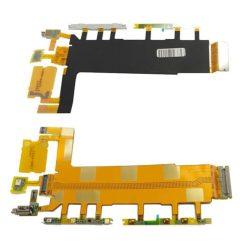FLEX SONY XPERIA Z3 oldalsó gombok és mikrofon [O]