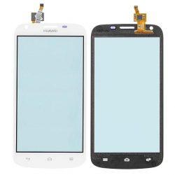 Érintőpanel Huawei Y600 Biały