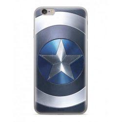 eredeti Marvel Captain America 005 iPhone XS / iPhone X kék (MPCCAPAM1545)