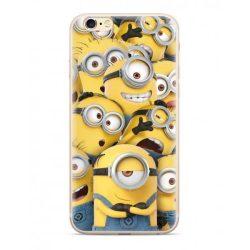 Eredeti telefontok Minions Minions 020 iPhone SE / iPhone 5S / iPhone 5 sárga (DWPCMINS8409) telefontok hátlap tok