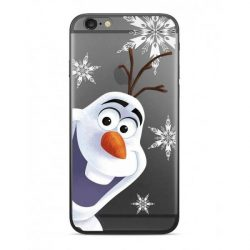 Eredeti Disney telefontok Olaf 002 iPhone 8 Plus / iPhone 7 Plus átlátszó (DPCOLAF408) telefontok hátlap tok