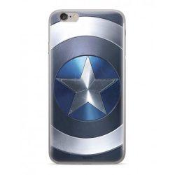 eredeti Marvel Captain America 005 iPhone 8 Plus / iPhone 7 Plus kék (MPCCAPAM1627)