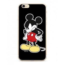 eredeti Disney Mickey 011 Samsung Galaxy S10 Plus fekete (DPCMIC7875)