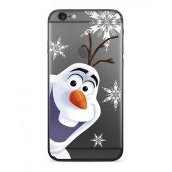 Eredeti Disney telefontok Olaf 002 iPhone XS / iPhone X átlátszó (DPCOLAF345) telefontok hátlap tok