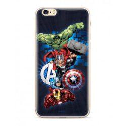 Eredeti telefontok Marvel Avengers 001 iPhone SE / iPhone 5S / iPhone 5 marineblau (MPCAVEN047) telefontok hátlap tok
