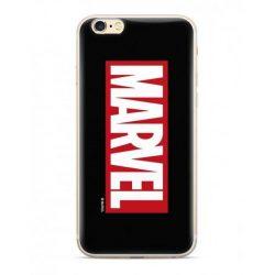 Eredeti telefontok Marvel Marvel 001 Huawei P20 Pro fekete (MVPC022) telefontok hátlap tok