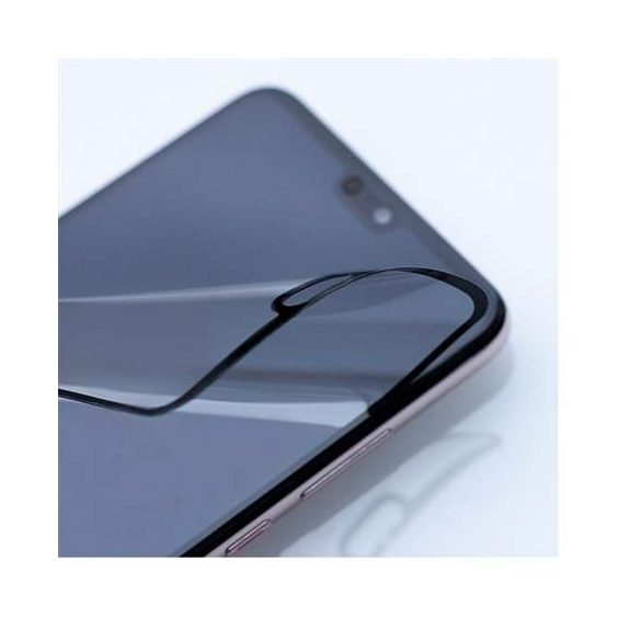 3MK FlexibleGlass Max Xiaomi redmi 5 Plu s fekete kijelzőfólia üvegfólia tempered glass