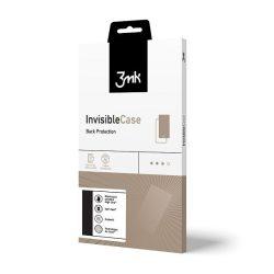 3MK Invisible Case Samsung A750 A7 2018 fólia HG na Tyl kijelzőfólia üvegfólia tempered glass