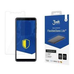 3MK FlexibleGlass Lite Samsung A7 2018 A750 hibrid üvegfólia Lite