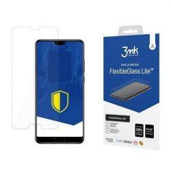 3MK FlexibleGlass Lite Huawei P20 hibrid üvegfólia Lite
