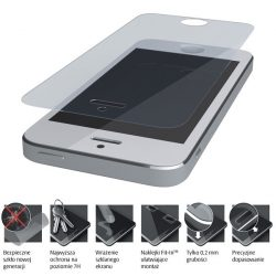 3MK FlexibleGlass HTC Desire 12s hibrid üveg kijelzőfólia üvegfólia tempered glass