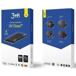 3MK UV Glass RS Samsung G985 S20 Plus UV lámpa nélkül kijelzőfólia telefonfólia