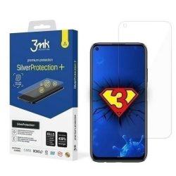 3MK Silver Protect + Huawei P40 Lite fólia antimikrobiális, antibakteriális védelemmel