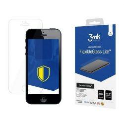 3MK FlexibleGlass Lite iPhone 5/5 / SE hibrid üvegfólia Lite