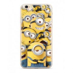 Eredeti telefontok Minions Minions 020 Xiaomi redmi 7A sárga (DWPCMINS8608) telefontok hátlap tok