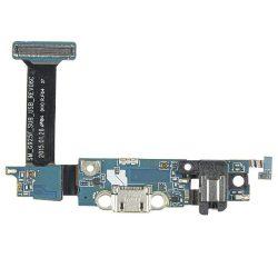 Flex Samsung Galaxy G925f S6 Edge Töltéssel És Mikrofoncsatlakozó