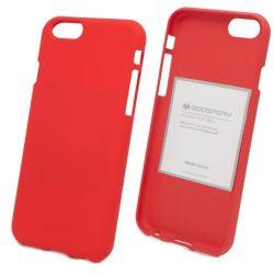 MERCURY puha anyagból JELLY Amennyiben az iPhone 6 6S RED