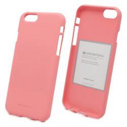 MERCURY puha anyagból JELLY Amennyiben az iPhone 6 6S PINK