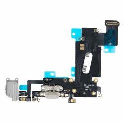 FLEX IPHONE 6S PLUS töltő csatlakozó Fekete