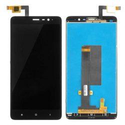 LCD + Érintőpanel teljes Xiaomi redmi Note 3 FEKETE