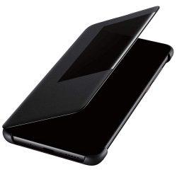 Huawei smart View Flipes tok telefon tok típusú tok telefon tok hátlap Smart Window Huawei Mate 20 fekete (51992621)