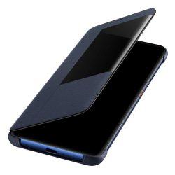 Huawei Ymart View Flipes tok telefon tok típusú telefon tok telefontok Smart Window Huawei Mate 20 Pro kék (51992624)