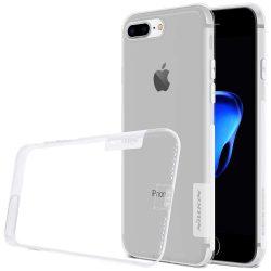 Nillkin Nature Ultravékony telefon tok telefontok iPhone 8 Plus / 7 Plus átlátszó