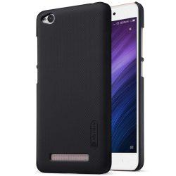 Nillkin Super Frosted Shield tok telefon tok hátlap képernyővédő fólia Xiaomi redmi 4A fekete