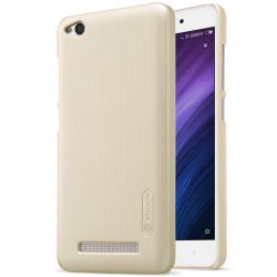Nillkin Super Frosted Shield tok telefon tok hátlap képernyővédő fólia Xiaomi redmi 4A arany