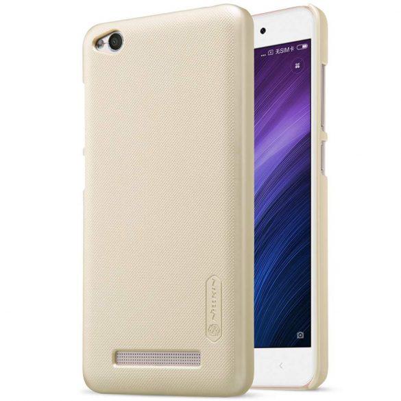 Nillkin Super Frosted Shield telefon tok telefontok képernyővédő fólia Xiaomi redmi 4A arany