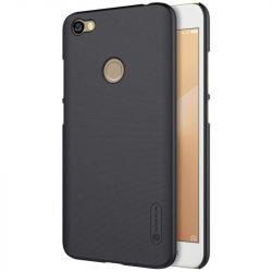 Nillkin Super Frosted Shield telefon tok telefontok (hátlap) képernyővédő fólia Xiaomi redmi NOTE 5A Prime fekete