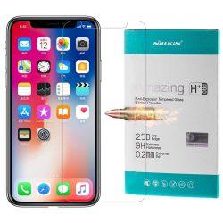 Nillkin Amazing H + Pro AGC Ultra vékony edzett üveg 0,2 mM 9H 2.5D iPhone XS / X kijelzőfólia üvegfólia tempered glass