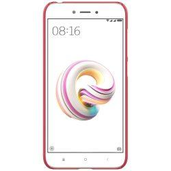 Nillkin Super Frosted Shield tok telefon tok hátlap képernyővédő fólia Xiaomi redmi 5A piros